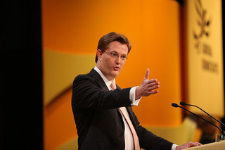 Danny Alexander - Treasury Chief Secretary