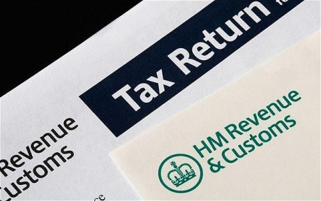 Uk personal tax return