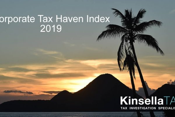 Corporate Tax Havens - British Virgin Islands - Kinsella Tax