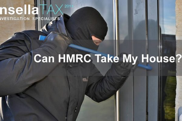 Can HMRC Take My House